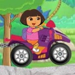 Baby Dora Racing Battle